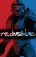 Red vs Blue x Reader Lemons by Garnat2001
