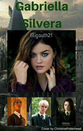 Gabriella Silvera [EN PAUSE] by liligauth21