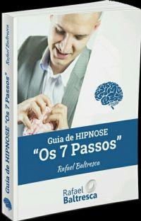 """Guia da Hipnose """"Os 7 Passos cover"""