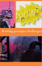 34 Writing challenges/prompts (Boy×boy) by shoey102