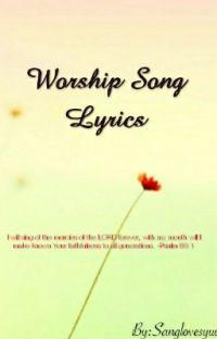 Worship Song Lyrics cover