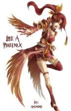 Like a Phoenix  by amenoko