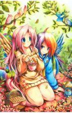 Short MLP Doujinshis (GIRLxGIRL) by StellanClock