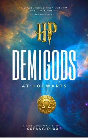 Demigods at Hogwarts by ---XxFangirlxX---