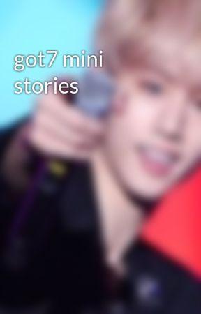 got7 mini stories by lovetuan0904