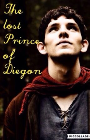 The Lost Prince Of Diegon (ON HOLD) by Mad_one123