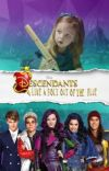 Descendants: Like a Bolt Out of the Blue cover