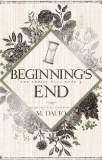 Beginning's End | The Empire Saga #3 (Sample) cover