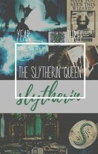 The Slytherin Queen- Year 3 by Lumina_Rose14