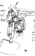 Buzz Lightyear x Woody Pride by kimthedragon