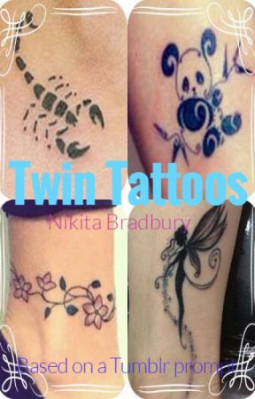 Twin Tattoos by alwayslovingSHINee