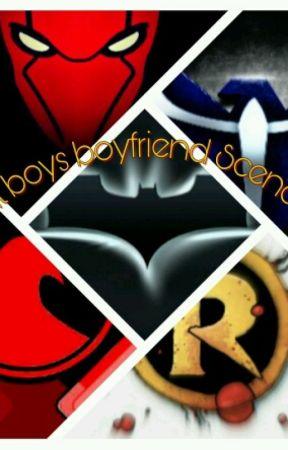 Bat Boys Boyfriend Scenarios by jelly2451