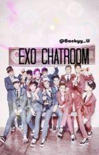 EXO Chatroom 💬 by Baekyy_V