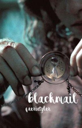 BLACKMAIL    joshler [✓] by faerietyler