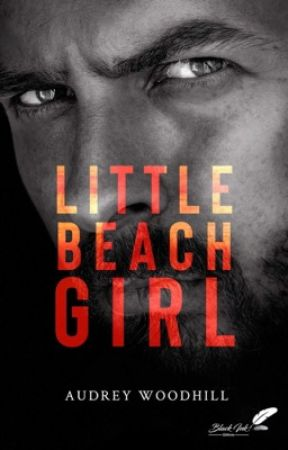 Little  Beach Girl // Black Ink Éditions by AudreyWoodHill