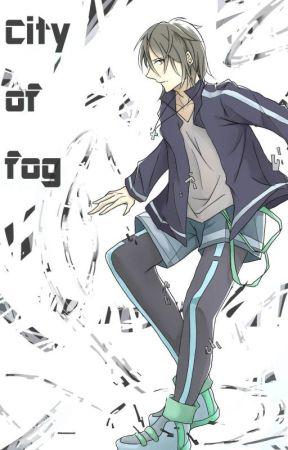 City of Fog by gidchang