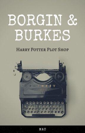 Harry Potter Plot Shop by CMac6296