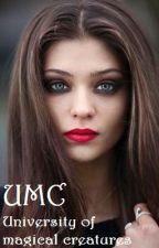 UMC: University of Magical Creatures (Nederlandstalig) door AmyAmy18