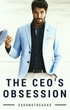 The CEO's Obsession  by ilikestrbws