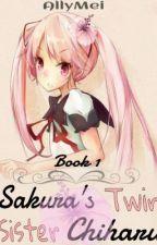 Sakura's twin sister Chiharu (Naruto) ✓ by xxbyunhyun
