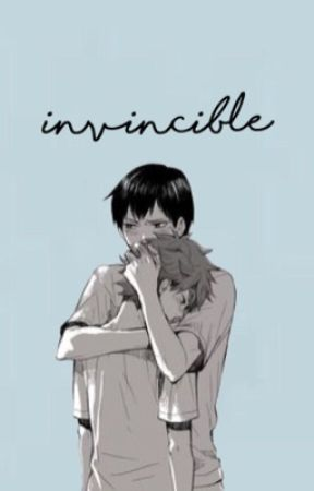 Invincible// Kagehina by malacihte
