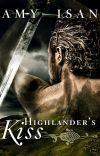 Highlander's Kiss cover