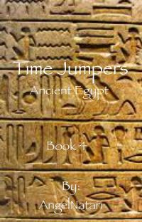 Time Jumpers -Ancient Egypt- cover