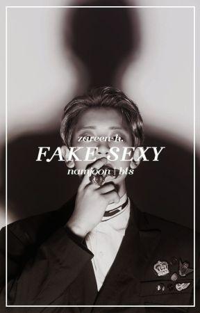 fake sexy → namjoon by -kaizar