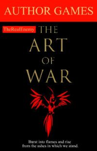Author Games: The Art of War cover