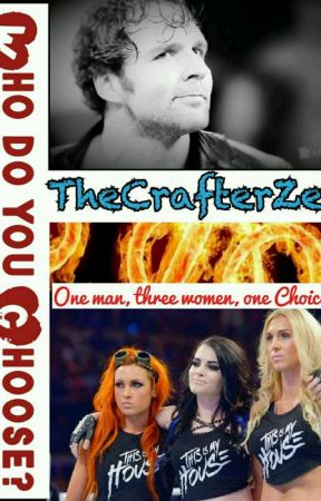 Who Do You Choose?(WWE HIGH SCHOOL) by TheCrafterZero