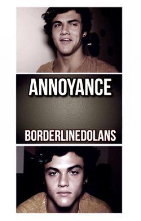 Annoyance //e.d// by borderlinedolans