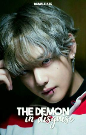 The Demon In Disguise   BTS V by bumble_bts