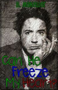 Can He Freeze My Heart? (A FrostIron fanfic)  cover