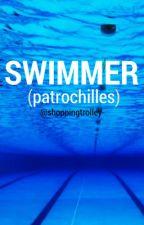 swimmer- patrochilles by shoppingtrolley-