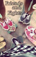 Friends And Fights - 2.0 by Urakthnus