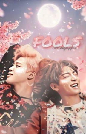 Fools • jjk + pjm by littlemjapple