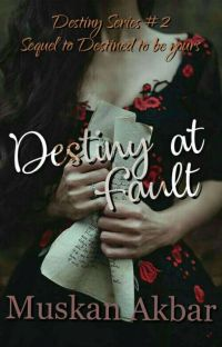 Destiny At Fault (Mistakenly Yours) cover