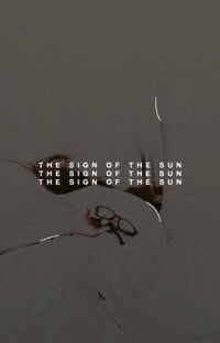 The Sign Of The Sun   cover