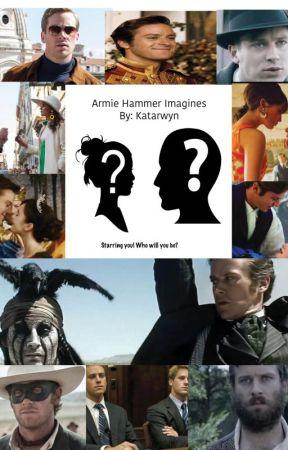Armie Hammer Imagines by Katarwyn