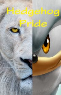 Silvaze: Hedgehog Pride cover
