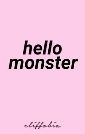 hello monster {bts} by cliffobia