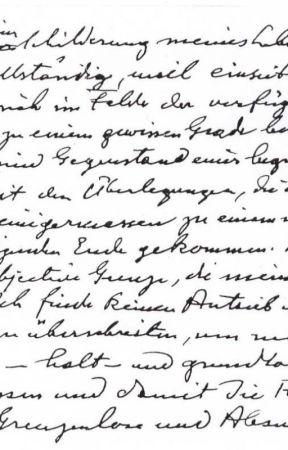 The Biggest Lie in Letters by DauntlessWarlock14