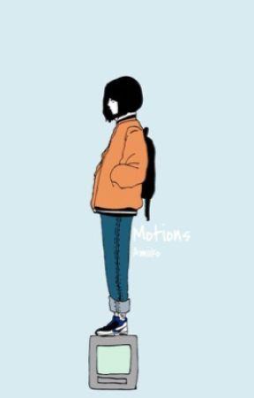 Motions | Wonwoo by Amiiko