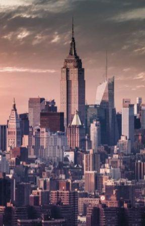 My NYC experience by CatalinaTalamilla