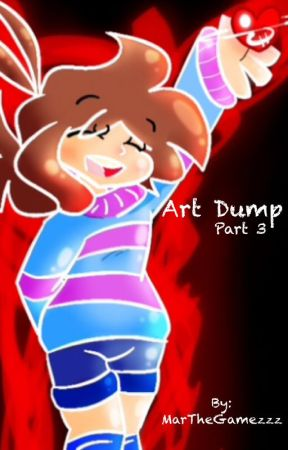 Art Dump (art book 3) by MarTheArtsy_