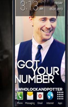 Got Your Number by DrowningInFandoms