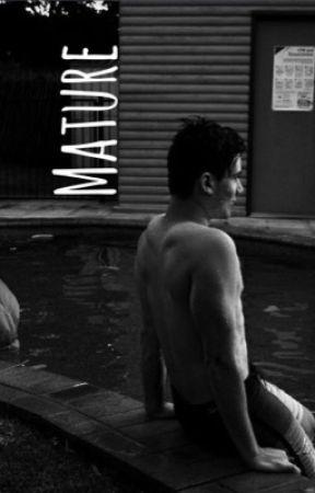 Mature >> Chris Lanzon by ellieaskeyy