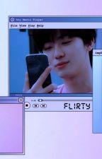 Flirty ━ na jaemin by ohdoie