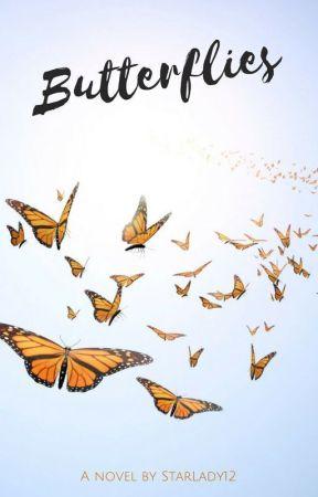 Butterflies 🦋 by Starlady12