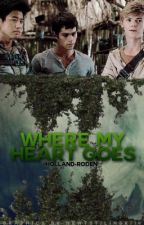 Where My Heart Goes (Minho x Reader x Newt x Thomas) |ON HOLD| by -littleloves